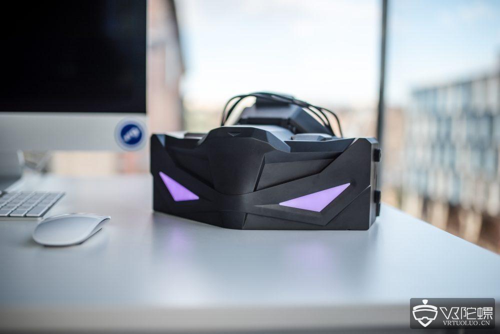 5K来临:Vrgineers推出5K分辨率VR头显 VRHero Plus