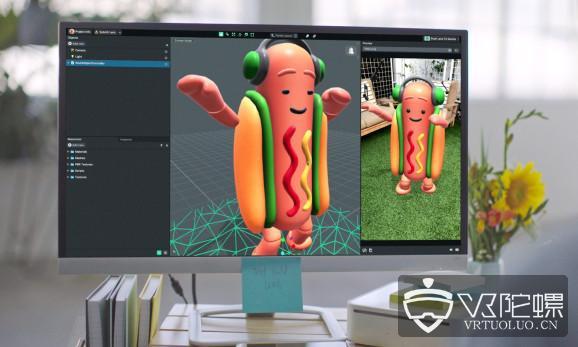 迎战Facebook,Snap推出首款AR开发平台Lens Studio