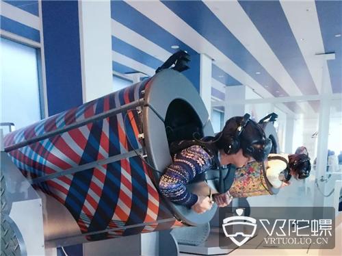 日本VR线下体验店调查:大炮来一发?园中园模式SKY CIRCUS