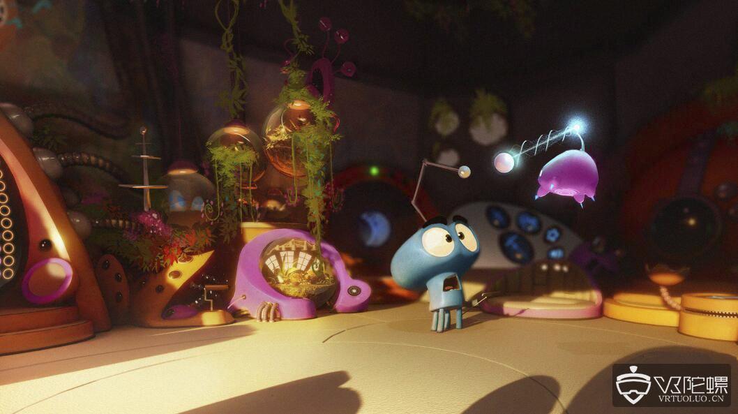 艾美奖作品续集,Baobab工作室VR短片《Asteroids!》登陆多个平台