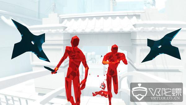 《Superhot VR》收入超250万美元,Superdata公布PC、主机VR游戏收入排名
