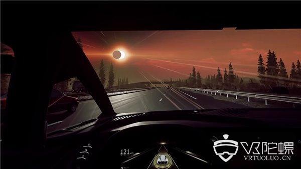 开车,玩VR两不耽误!司机坐雷诺无人车玩育碧VR游戏!