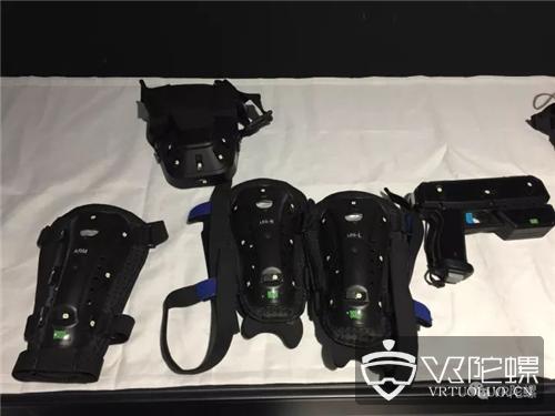【附视频】《攻壳机动队VR》大空间第一手体验