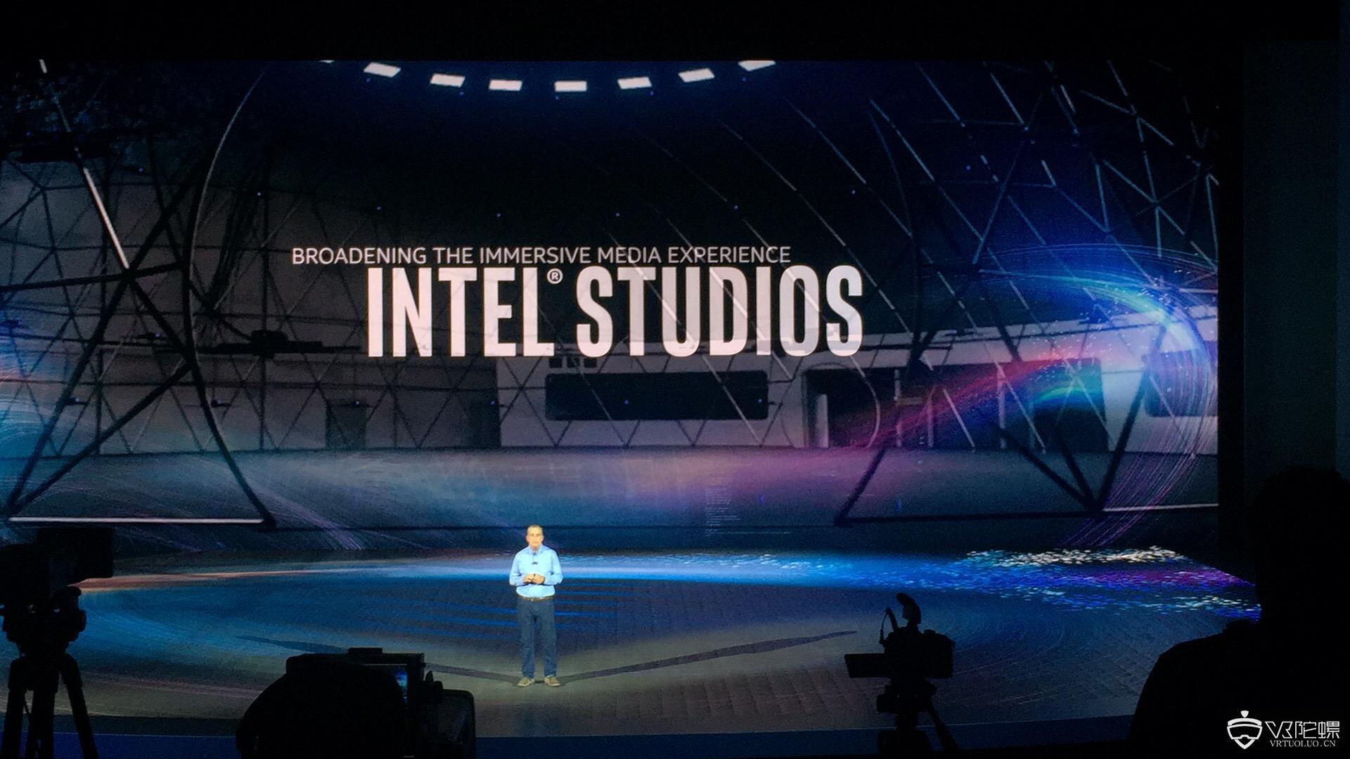 【CES 2018】英特尔宣布成立Intel Studios,专注容积视频、VR/AR视频制作