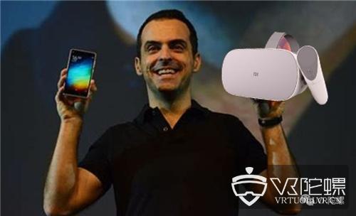 """【专访】小米前副总,现Oculus老大:年轻人的第一台VR一体机是实现""""10亿VR人""""的关键!"""
