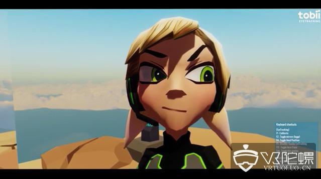 一旦你尝试过眼球追踪—VR头显,你就再也回不去了!