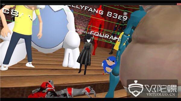 玩家在《VR Chat》中癫痫发作,围观群众举动令其暖心