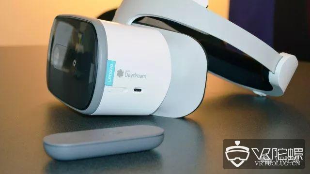 【评测】联想Mirage Solo VR一体机:体验一流,但400美元的定价仍让人疑虑