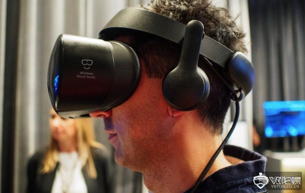 三星玄龙MR头显评测:将成Vive Pro最大竞争对手?| VR陀螺