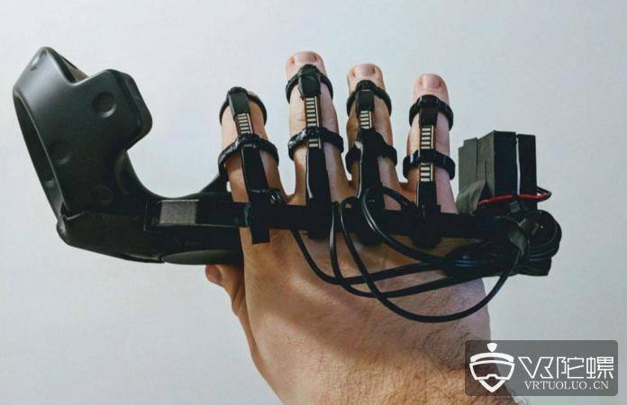 国外牛人将自制类似Knuckles的VR手指控制器,并为其提供开源设计