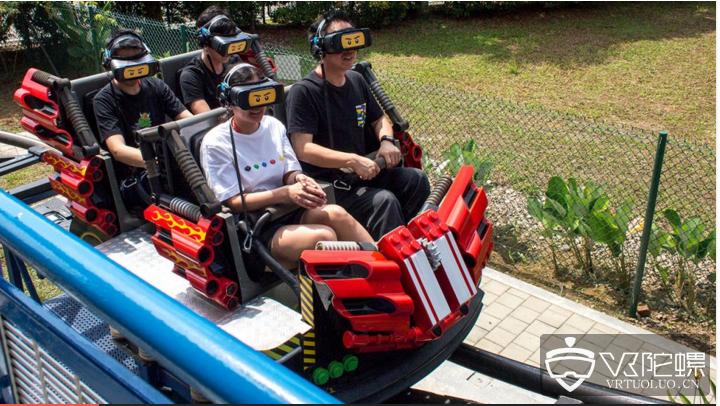 3月份开放,佛罗里达乐高乐园将配VR过山车