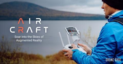 无人机公司DroneBase获1200万美元B轮融资 将扩展其AR功能