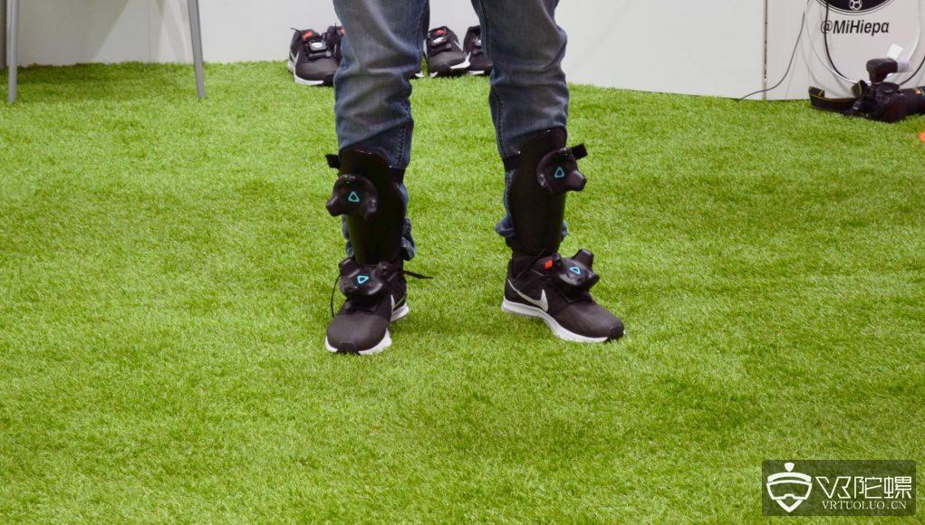 HTC展示新一代Vive Trackers,并利用Vive Pro在MWC提供多款VR体验