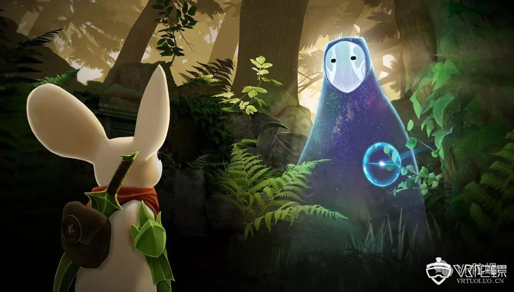 9分神作!PSVR游戏《Moss》评测:和小老鼠开启一场VR版塞尔达之旅