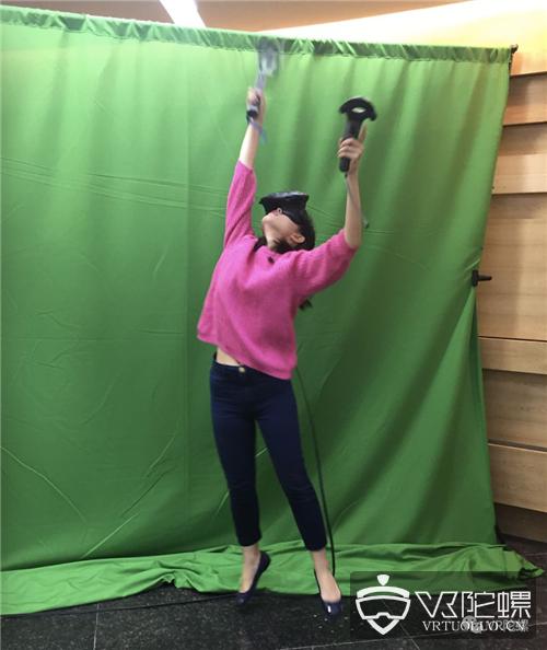 坚持,只因为热爱VR,2017对自己说,我们辛苦了!