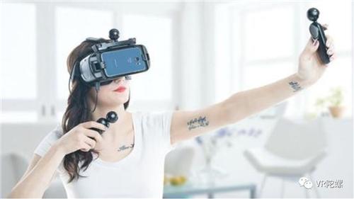 想要上天入地、和妹子做羞羞的事?这些VR外设满足你!