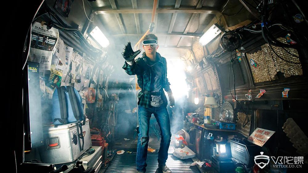 HTC VIVE联袂电影《头号玩家》推出系列VR体验