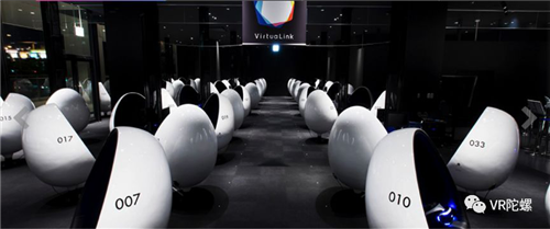 月流水100万+是常态?深度探秘日本VR线下体验馆