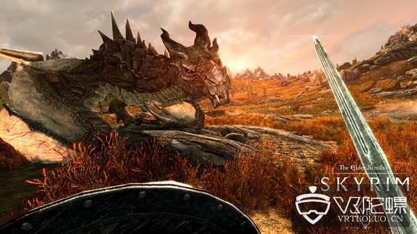 售价199元!《上古卷轴5:天际VR》将于4月3日登陆Steam
