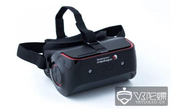 Tobii与高通达成合作,将为移动VR头显提供眼动追踪技术