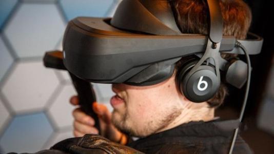 LG公布新专利,其UltraGear VR头显将支持眼部追踪