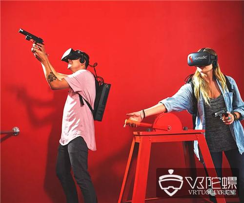 口碑爆棚!《头号玩家》中的VR技术要甩现在几条街?
