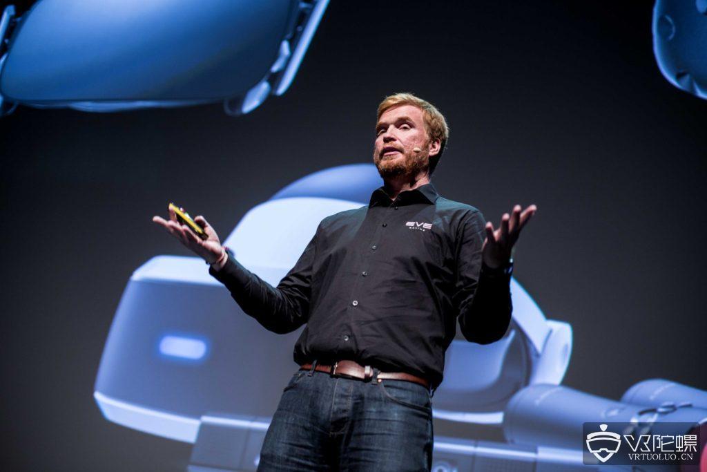 CCP CEO:VR的低安装基数是我们退出市场的主因