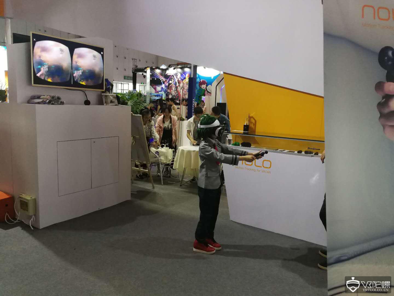 """NOLO VR获IGS""""最佳交互设备""""奖"""
