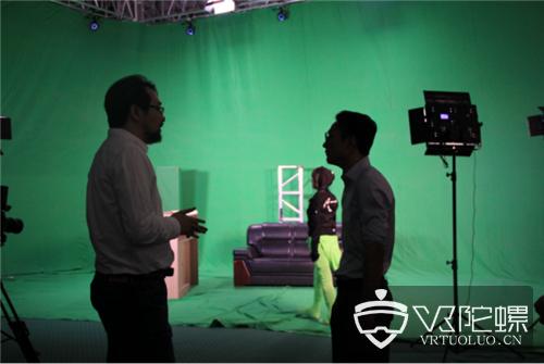 诺亦腾推出MR制作系统传神 Trance,并与奥斯卡获奖团队打造VR娱乐项目