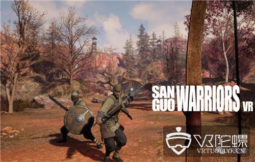 这或许是迄今为止将RPG体现得最好的一款国产VR游戏!