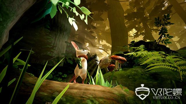 VR冒险解谜游戏《Moss》欧洲发布日期曝光