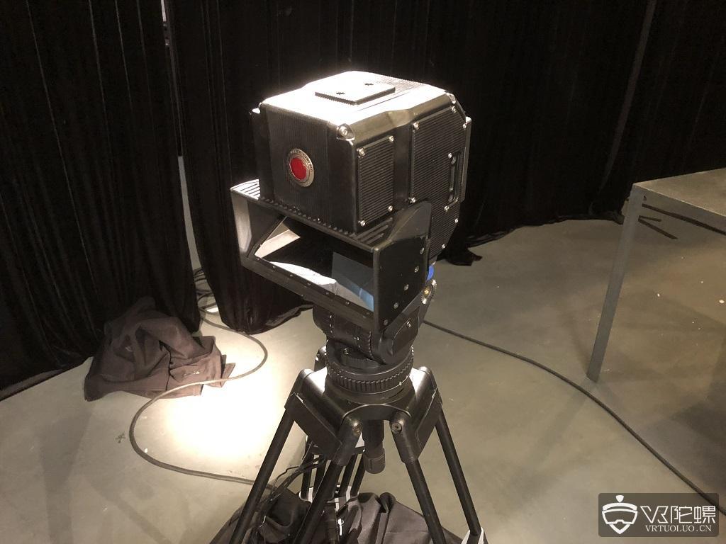 Lucid VR合作RED开发新款180度3D相机