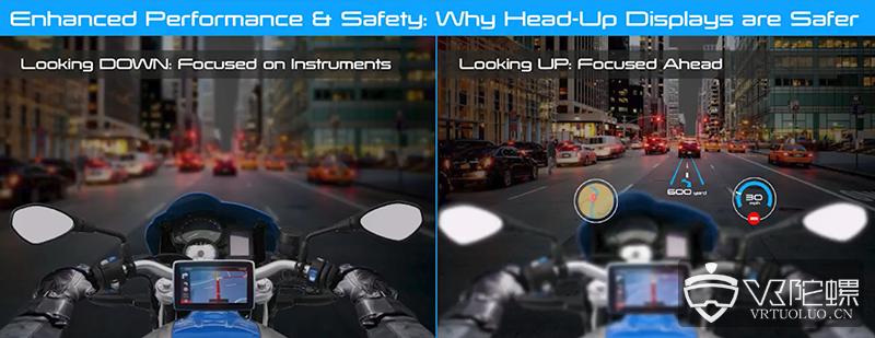 DigiLens推出全新双层AR显示器,应用于智能头盔