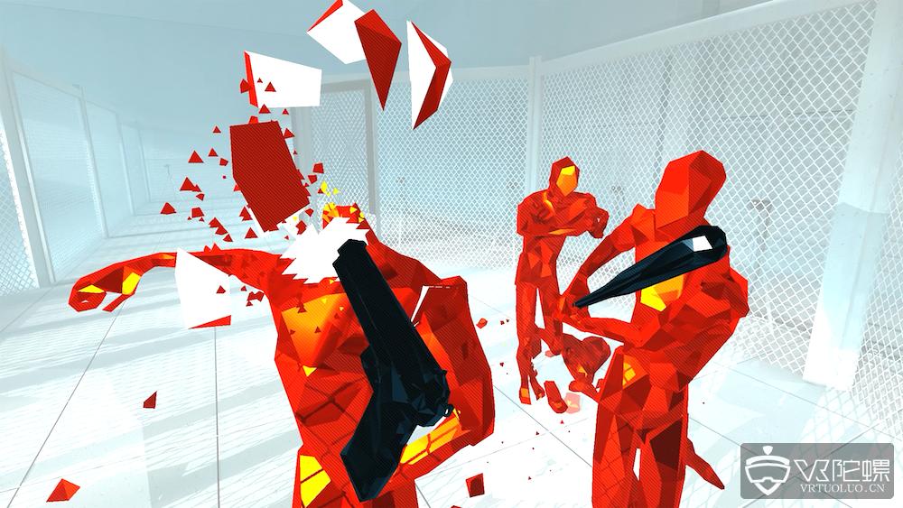 《Superhot VR》开发商:正在开发一款硬核VR体验