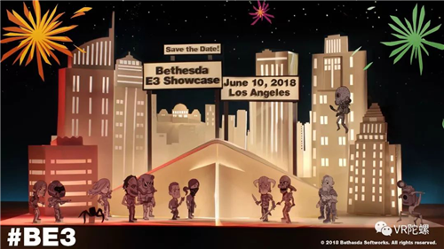 E3 2018前瞻:在VR方面,B社和索尼会放什么大招?