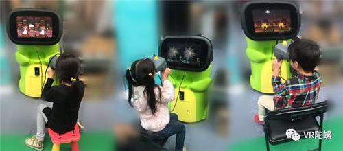 【产业深度】起底儿童VR线下娱乐市场