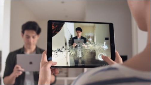 WWDC 2018:网易游戏携手CCP,将合作开发AR手游《EVE:Project Galaxy》