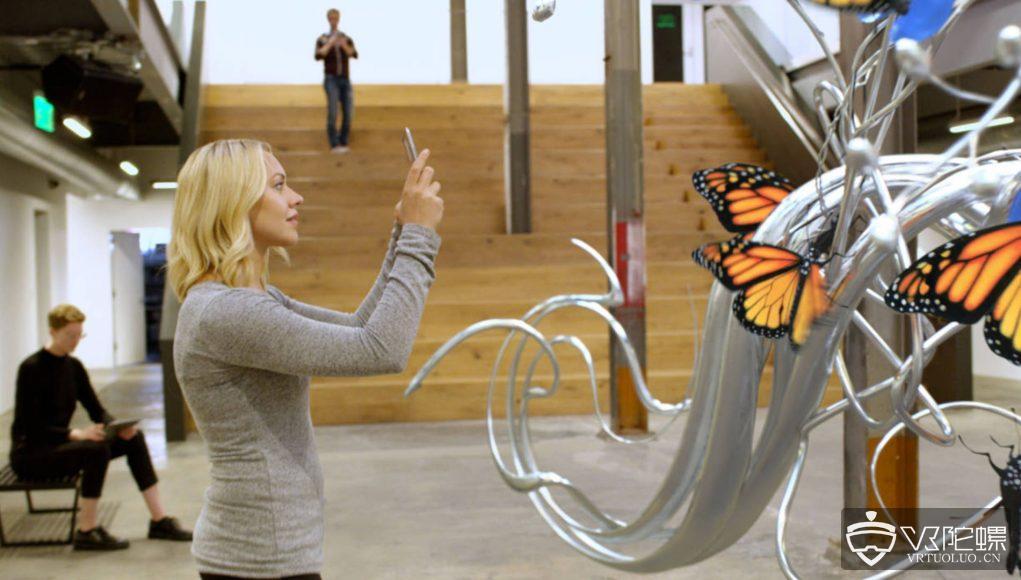 Adobe推出Project Aero工具,可用于构建AR场景和体验