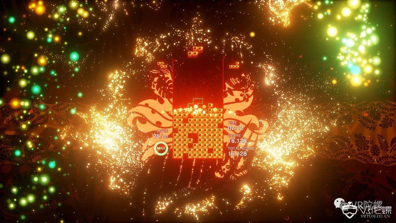 索尼推PSVR新游《 Tetris Effect》,将于今年秋季面市