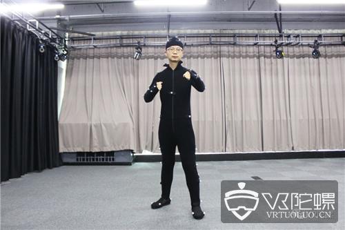 瑞立视正式对外发布VR多人同时全身动捕软件,开启深度人机交互时代