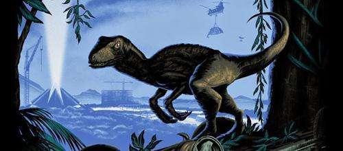 VR影片《侏罗纪世界:蓝色》第2集上映
