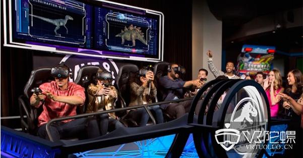 专注线下VR娱乐初创公司VRstudios获220万美元融资