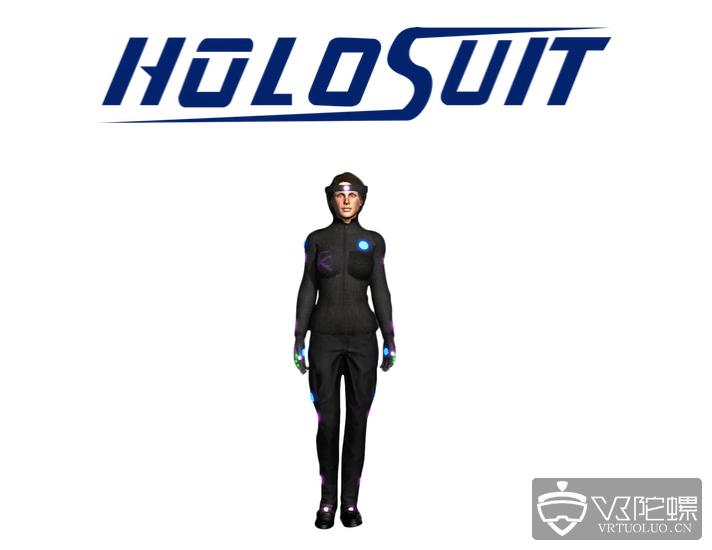 VR 初创公司 Kaaya Tech推出全身动捕装备HoloSuit