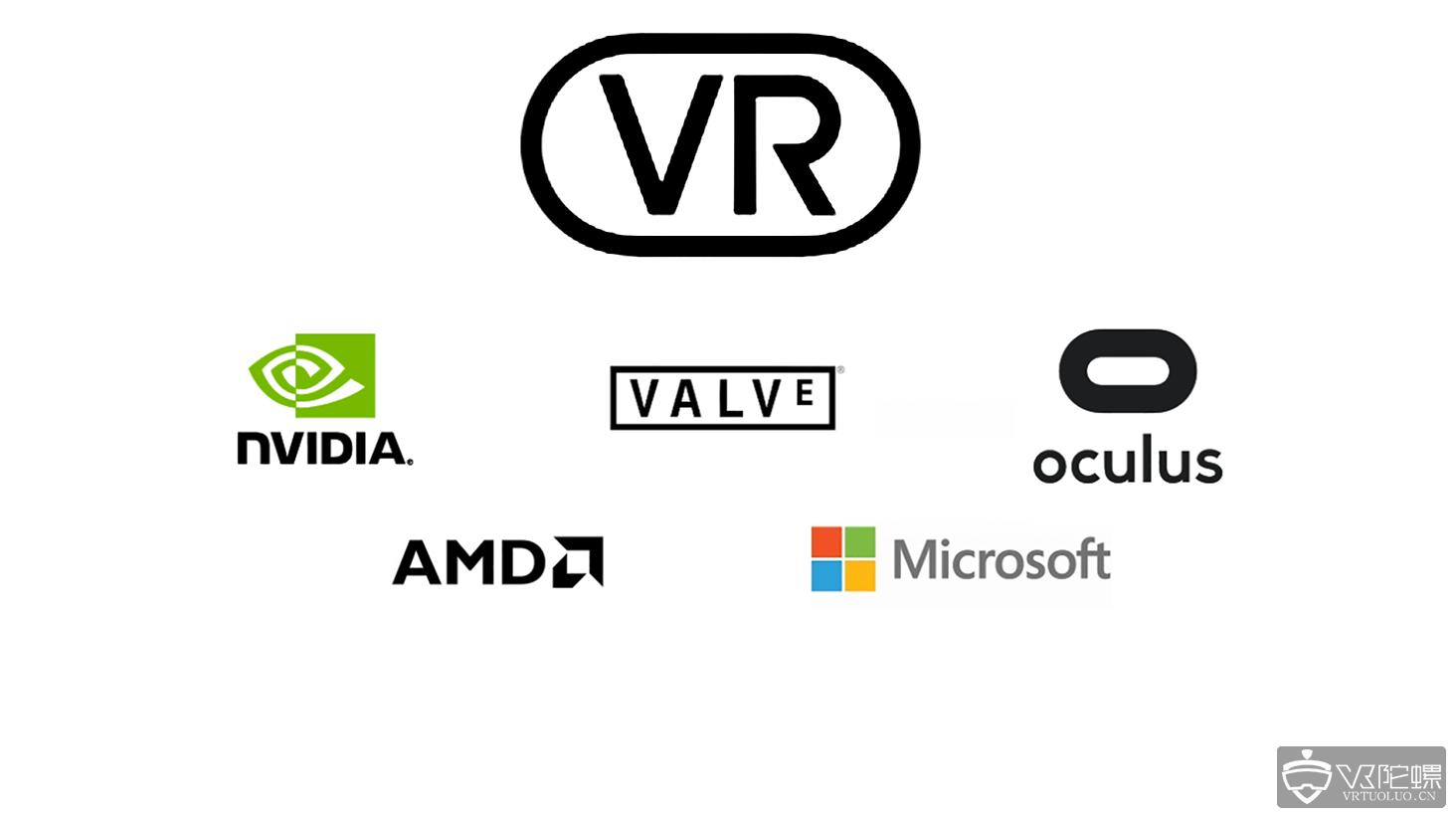 微软、Oculus、Valve、英伟达、AMD联手,制定下一代VR接口标准VirtualLink