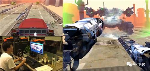 从这几款VR+合家欢游戏上,我们发现了VR线下娱乐的更多可能性!