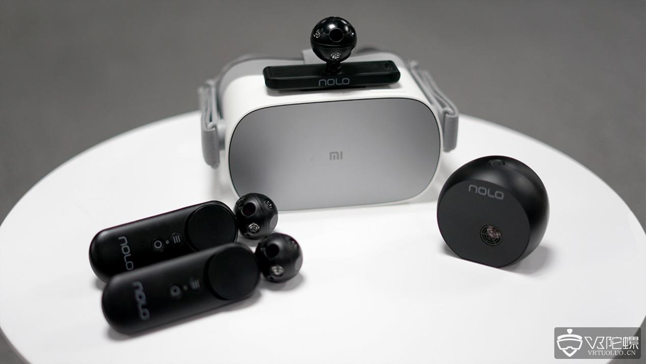 小米VR一体机支持NOLO VR 6DOF定位,可体验SteamVR游戏