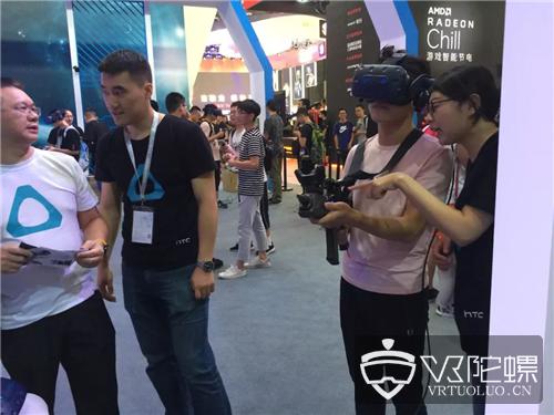 VR颠覆游戏行业?HTC Vive步入内容导向阶段