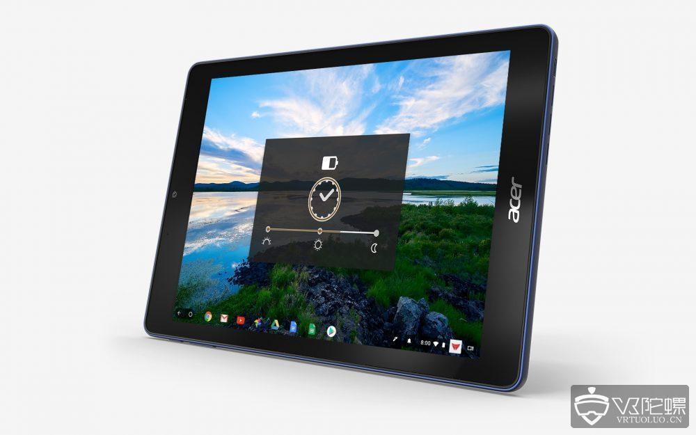 宏碁Chromebook Tab 10平板电脑宣布支持ARCore