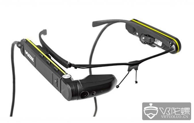 AR眼镜厂商Vuzix:2018年Q2收入260万美元,智能眼镜M300销售额比去年增长3倍