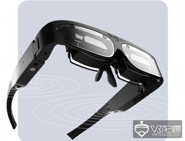 国内AR眼镜MADGaze—VADER AR智能眼镜在京东发起众筹
